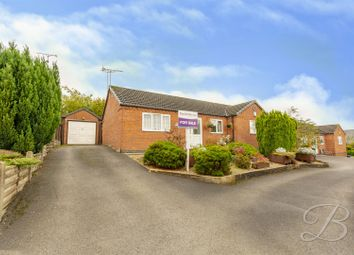Thumbnail 3 bed detached bungalow for sale in Herrods View, Stanton Hill, Sutton-In-Ashfield