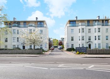 Thumbnail 2 bed flat for sale in Malden Court, West Barnes Lane, New Malden