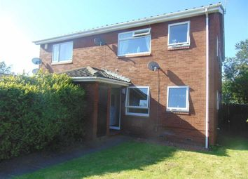 Thumbnail 1 bed flat to rent in Nedderton Close, North Walbottle, Newcastle Upon Tyne