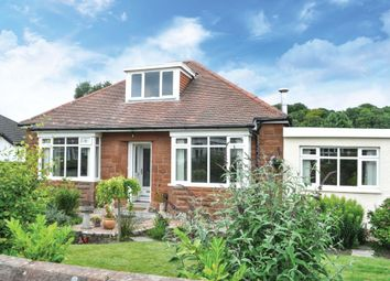 Thumbnail 4 bed detached bungalow for sale in Kessington Road, Bearsden, East Dunbartonshire