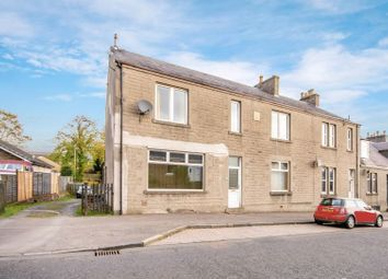 Thumbnail 3 bed flat for sale in Station Road, Kelty