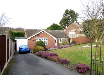 Thumbnail 2 bed detached bungalow for sale in Eakring Road, Mansfield
