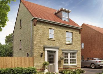"""Thumbnail 4 bedroom detached house for sale in """"Bayswater"""" at Oxford Road, Calne"""