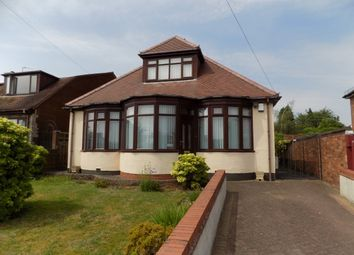 Thumbnail 2 bed bungalow for sale in Fairview Avenue, Great Bar, Birmingham