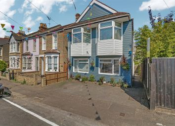 Thumbnail 3 bed detached house for sale in Lymington Avenue, Leigh-On-Sea