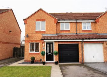 Thumbnail 3 bed semi-detached house for sale in Sir Douglas Park, Stockton-On-Tees
