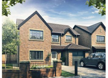 Thumbnail 4 bed detached house for sale in Brandlesholme Road, Bury
