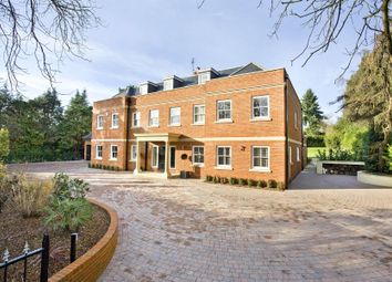 Thumbnail 6 bedroom detached house for sale in Heath Rise, Virginia Water