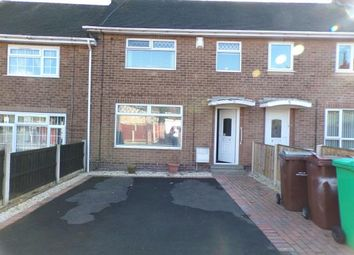 Thumbnail 3 bed terraced house for sale in Stanesby Rise, Clifton, Nottingham, Nottinghamshire