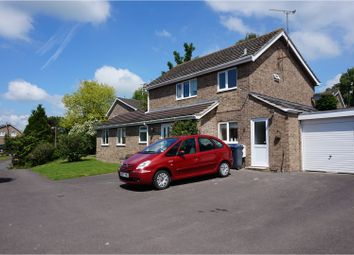 Thumbnail 4 bedroom detached house for sale in Vale Leaze, Little Somerford