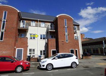 Thumbnail 2 bedroom flat to rent in Salisbury Street, Leek