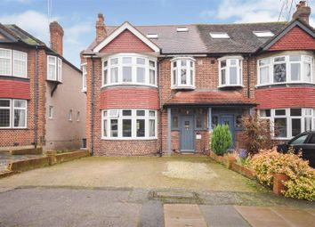 Thumbnail 5 bedroom semi-detached house for sale in Parkway, London