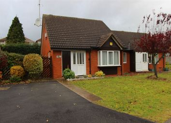 Thumbnail 2 bed semi-detached bungalow for sale in Shadowbrook Road, Coundon, Coventry