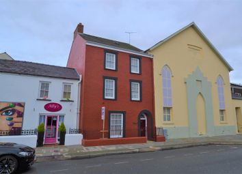 Thumbnail 7 bed town house for sale in Albany Terrace, Haverfordwest