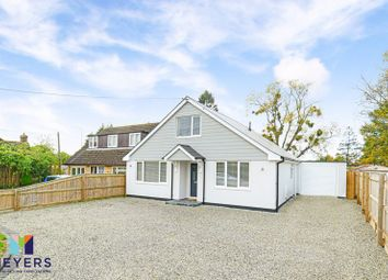 Thumbnail 4 bed detached bungalow for sale in Seymour Road, Ringwood