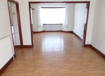 Thumbnail 3 bed terraced house to rent in Tennyson Avenue, Kingsbury