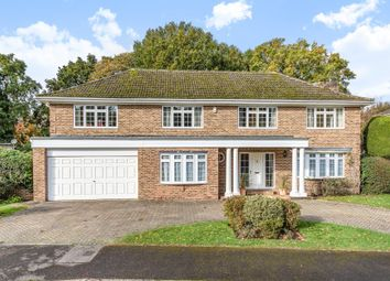 5 bed detached house for sale in Birch Grove, Pyrford, Woking GU22