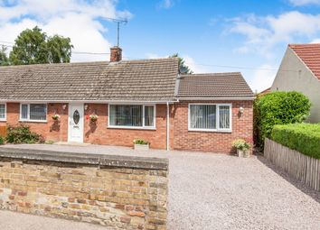 Thumbnail 3 bed semi-detached bungalow for sale in Main Street, Hockwold, Thetford