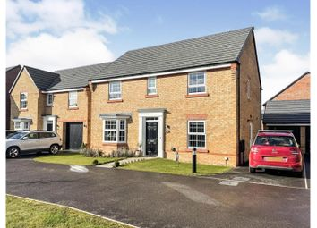 4 bed detached house for sale in Cheshire Crescent, Stoke-On-Trent ST7