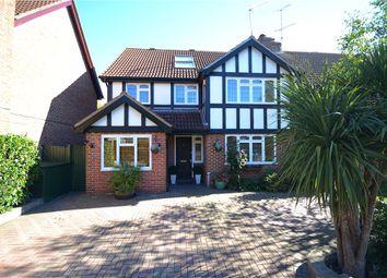 Thumbnail 5 bed detached house for sale in Burne-Jones Drive, College Town, Sandhurst