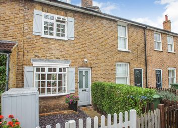 Thumbnail 3 bed terraced house for sale in Spring Gardens, West Molesey