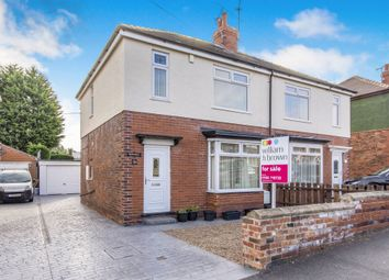 Thumbnail 3 bed semi-detached house for sale in Grosvenor Road, Bircotes, Doncaster