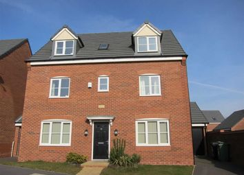 Thumbnail 5 bedroom detached house for sale in Bailey Drive, Mapperley, Nottingham