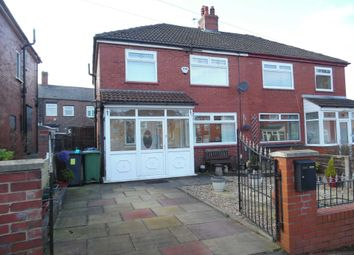 Thumbnail 3 bed semi-detached house to rent in Rosedale Close, Derker, Oldham