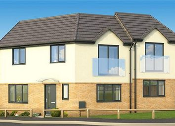 Thumbnail 3 bed semi-detached house for sale in The Sidbury, Plot 268 Roman Fields, Manor Drive, Gunthorpe, Peterborough