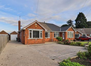 Thumbnail 2 bed bungalow for sale in Four Acre Close, Kirk Ella, Hull
