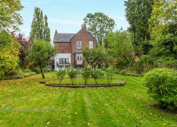 Thumbnail 4 bed detached house for sale in Broadoak Road, Worsley, Manchester