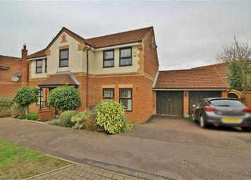 Thumbnail 4 bed detached house for sale in Boyce Crescent, Old Farm Park, Milton Keynes