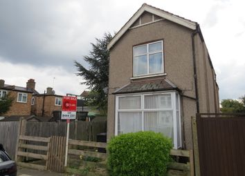 3 bed detached house for sale in Percy Road, London N12