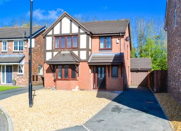 Thumbnail 4 bed detached house for sale in Ashdown Drive, Clayton-Le-Woods, Chorley