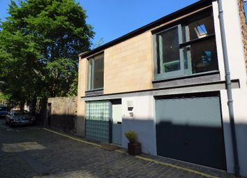 Thumbnail 3 bedroom detached house to rent in Cumberland Street Lane N.E, New Town, Edinburgh