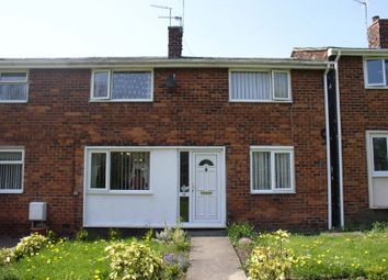 Thumbnail 3 bed terraced house to rent in Kent Walk, Peterlee