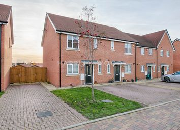 Thumbnail 2 bed semi-detached house for sale in Dennis Randle Way, Colchester