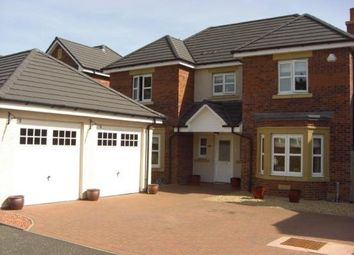 Thumbnail 4 bed detached house to rent in Doonvale Place, Ayr