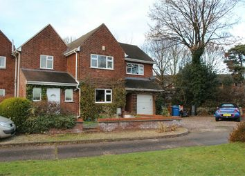 Thumbnail 4 bed semi-detached house for sale in Cricket Lane, Lichfield, Staffordshire