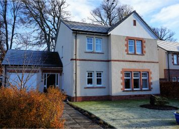 Thumbnail 4 bed detached house for sale in Denhead Brae, Blairgowrie