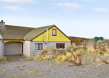 Thumbnail 3 bed semi-detached house for sale in Lunna, Vidlin, Shetland