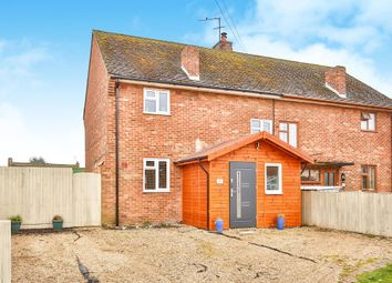 Thumbnail 2 bedroom semi-detached house for sale in Halifax Crescent, Sculthorpe, Fakenham