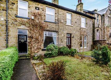 Thumbnail 4 bed terraced house for sale in Station Road, Shepley, Huddersfield