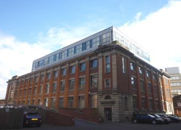 Thumbnail 1 bed flat to rent in Junior Street, Leicester