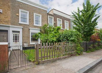 Thumbnail 3 bed terraced house to rent in Blenheim Grove, London