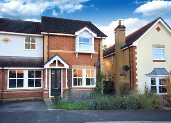 Thumbnail 3 bed semi-detached house to rent in Wagtail Close, Horsham