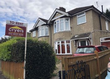 4 bed property to rent in Sirdar Road, Southampton SO17