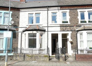 Thumbnail 2 bed property to rent in Kincraig Street, (First Floor), Cardiff