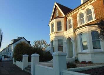 Thumbnail 1 bed flat to rent in Wilbury Avenue, Hove