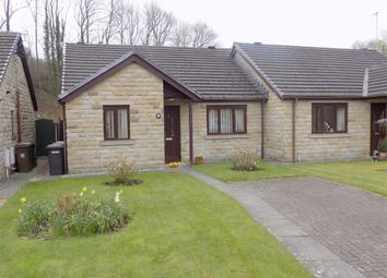 Thumbnail 2 bedroom semi-detached bungalow for sale in Wharf Court, Wharf Road, Whaley Bridge, High Peak